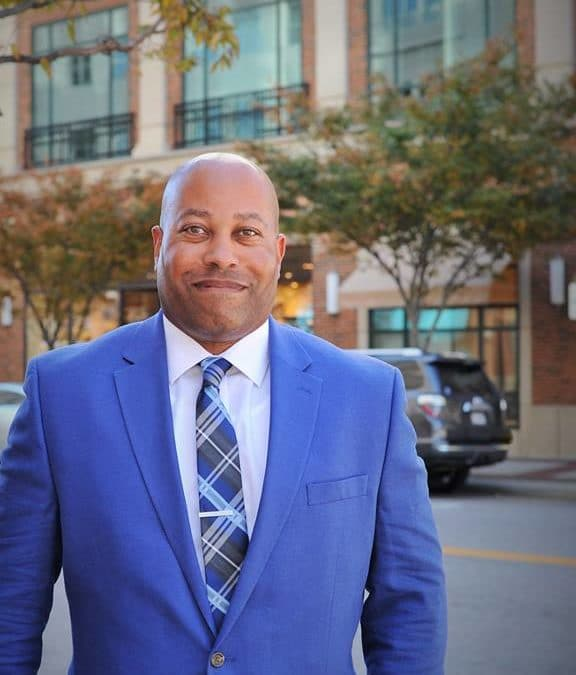 A Force for Good: Keyrenter Hampton Roads' Rodney Fentress