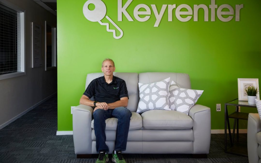 Keyrenter's CEO Shares Lessons Learned From His Personal Health Crisis With The Wall Street Journal