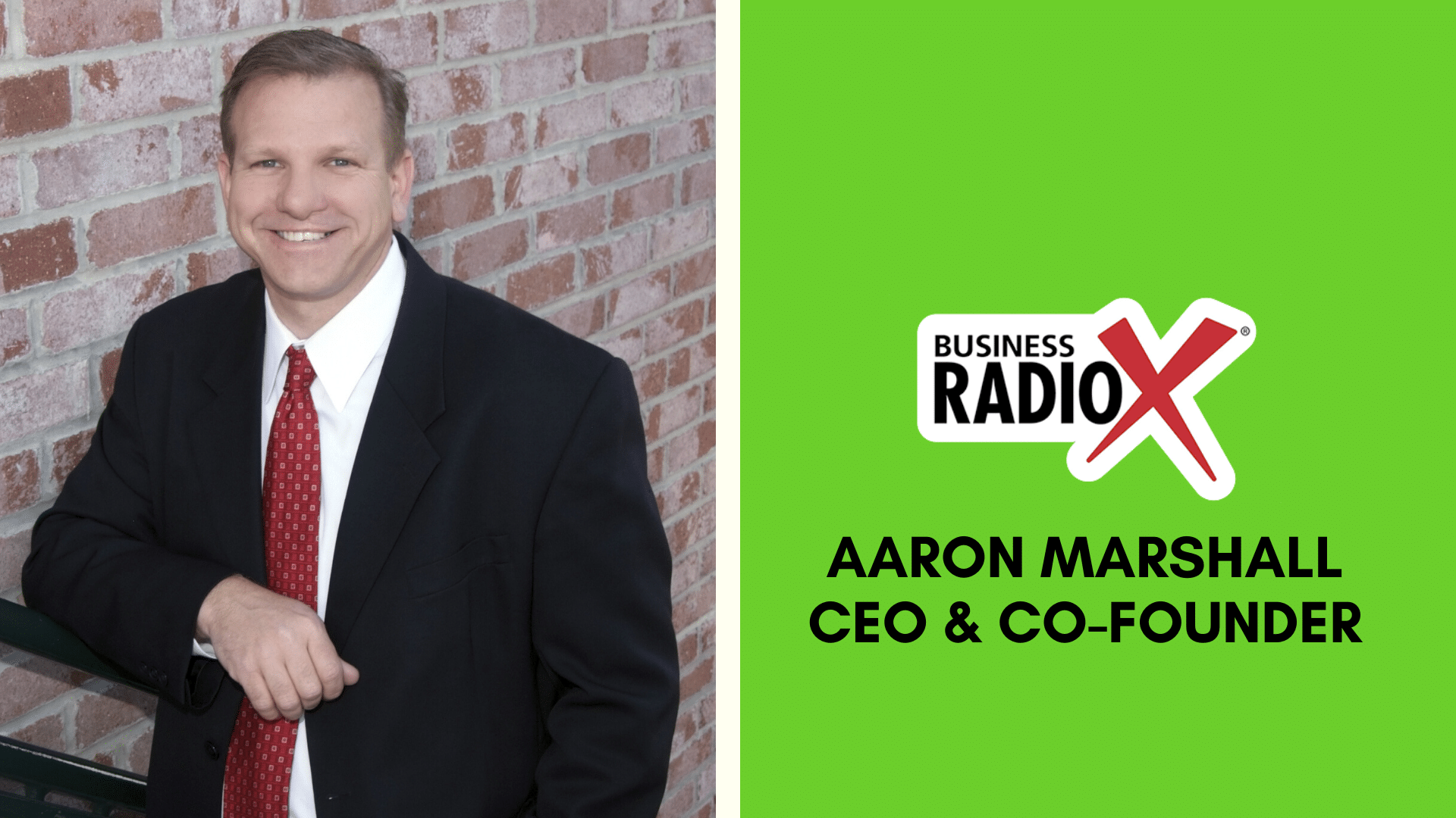 CEO Aaron Marshal